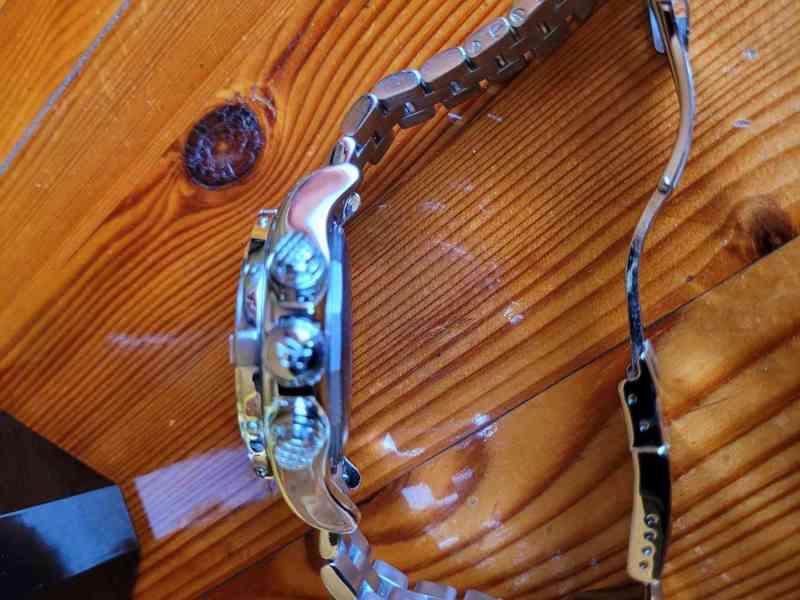 Prodám  Breitling Super Avenger  - foto 4
