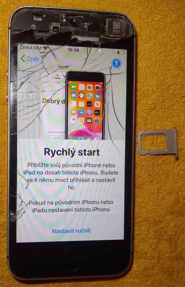 Samsung A8 +Huawei Y5 II +Apple iPhone SE -k opravám!!! - foto 10