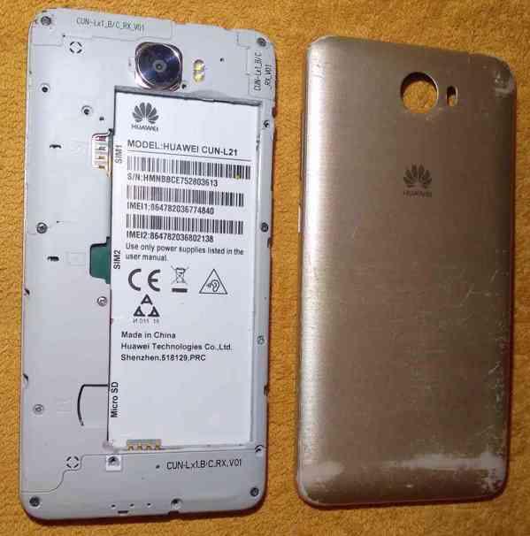 Samsung A8 +Huawei Y5 II +Apple iPhone SE -k opravám!!! - foto 7