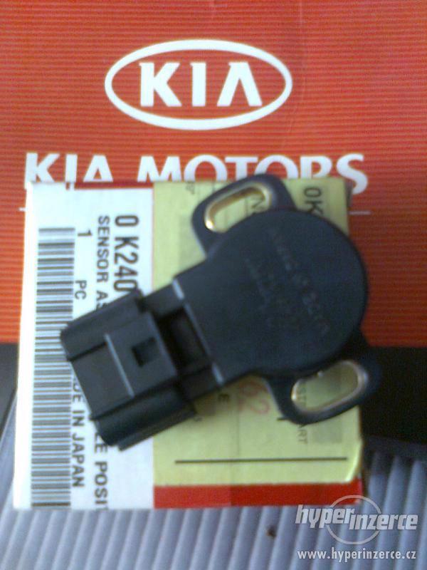 Prodám náhradní díly Kia sephia 1.5 r.v.1996 59kw - foto 2