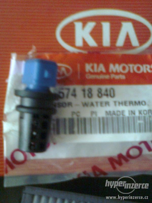 Prodám náhradní díly Kia sephia 1.5 r.v.1996 59kw - foto 5