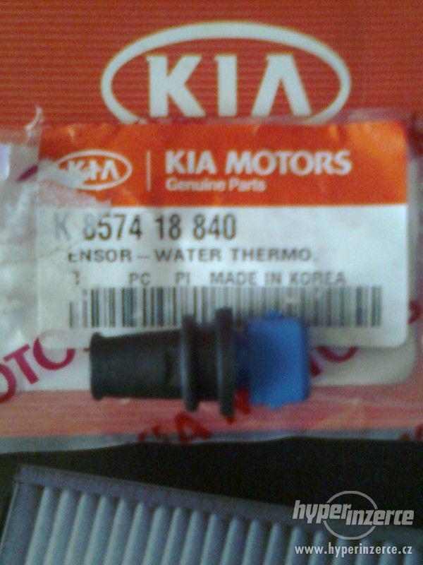 Prodám náhradní díly Kia sephia 1.5 r.v.1996 59kw - foto 9