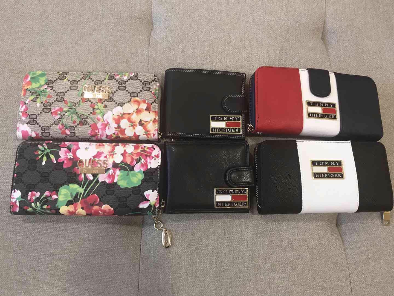 dámské a pánské peněženky - foto 1