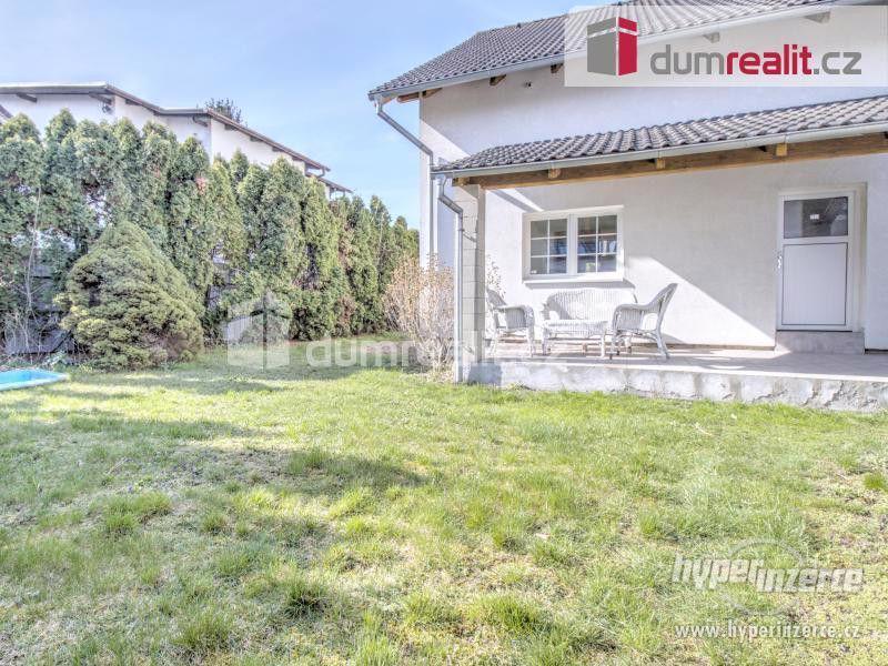 Pronájem rodinného domu se zahradou, 180 m2, 7+2kk, Praha 4 - Šeberov, - foto 3