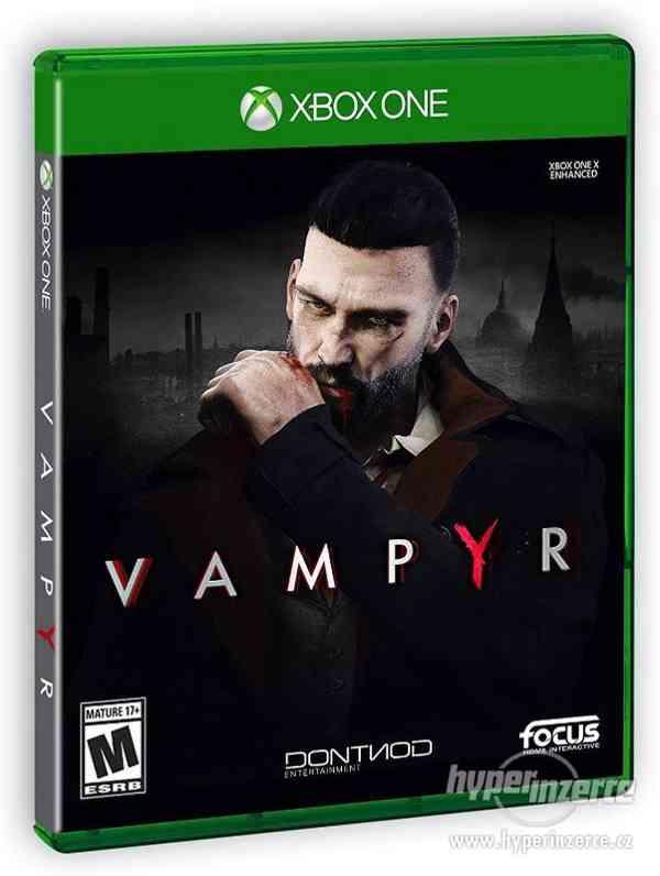 Vampyr na Xbox one - foto 1