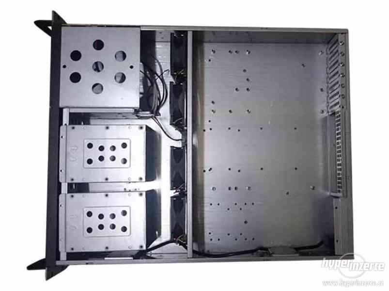 2U Server DG43GT + CPU 2.93GHz + DDR2 4gb + 1.5TBx4 - foto 6