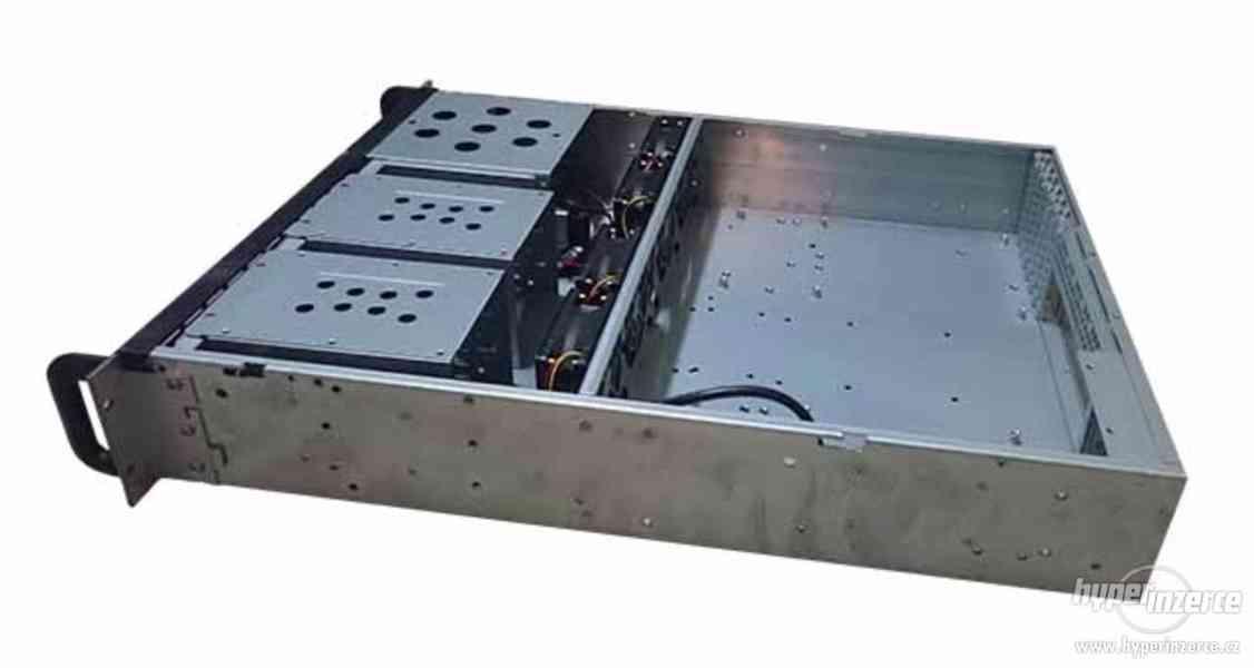 2U Server DG43GT + CPU 2.93GHz + DDR2 4gb + 1.5TBx4 - foto 7