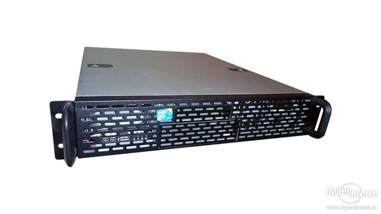 2U Server DG43GT + CPU 2.93GHz + DDR2 4gb + 1.5TBx4 - foto 1