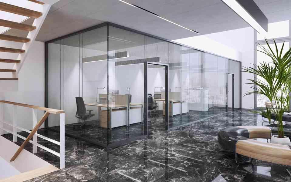 Obchodník - interiéry a realizace interiérů