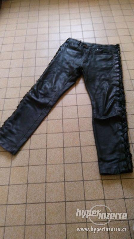 kožené oblečení