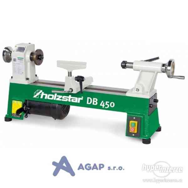 Soustruh na dřevo typ DB 450 - foto 1