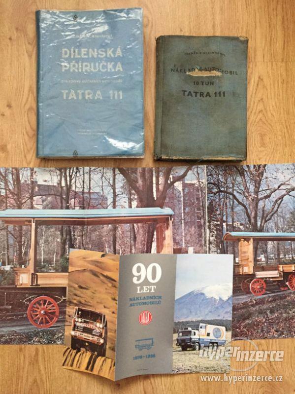 Tatra 111 - dílenská příručka, Tatra 148, 813 - příručka - foto 1