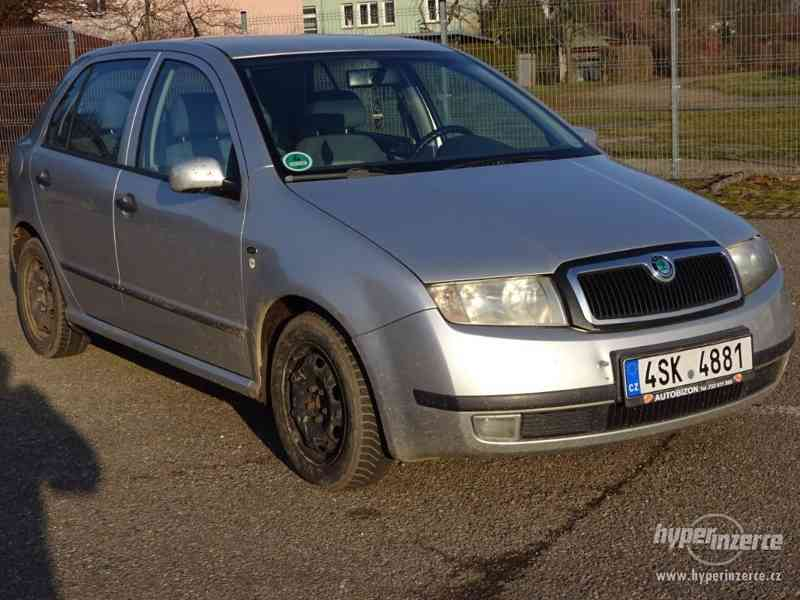 Škoda Fabia 1.4i r.v.2000 (stk:8/2022) - foto 1
