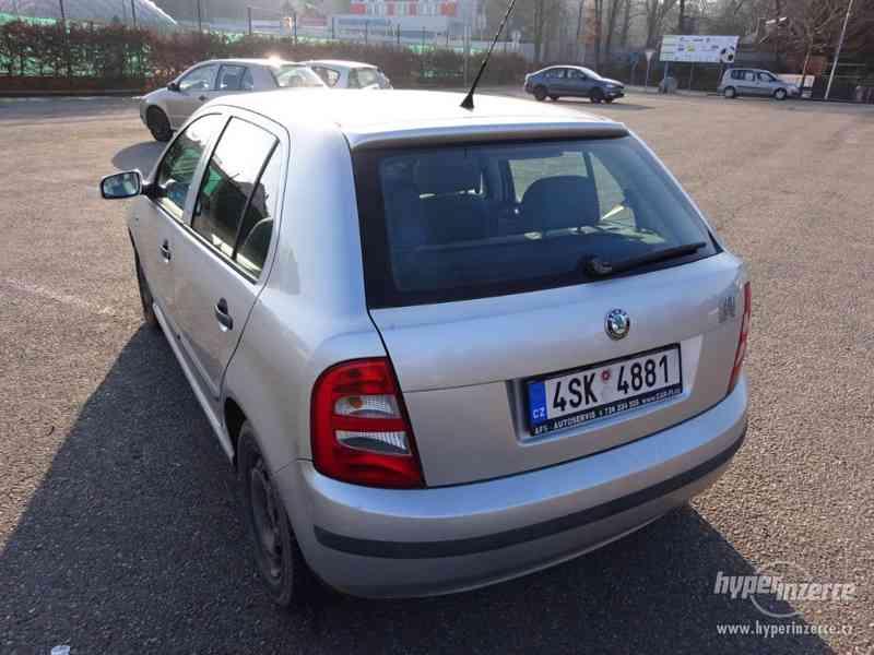 Škoda Fabia 1.4i r.v.2000 (stk:8/2022) - foto 4