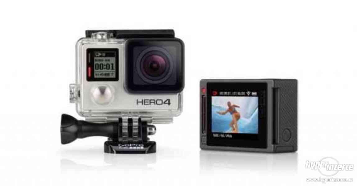 Kamera GoPro 4 Hero Black