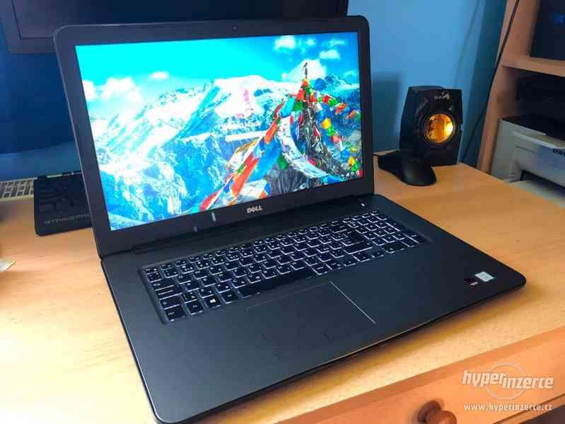 Dell Inspiron 17 (5767) Intel Core i7 7500U K.L.