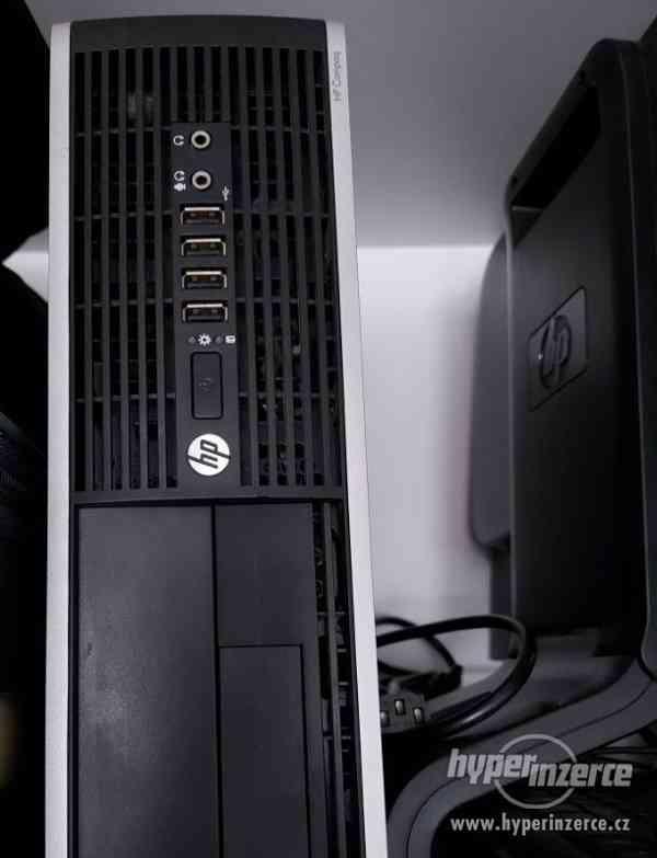 Stolní PC - HP Compaq 8200 Elite SFF PC