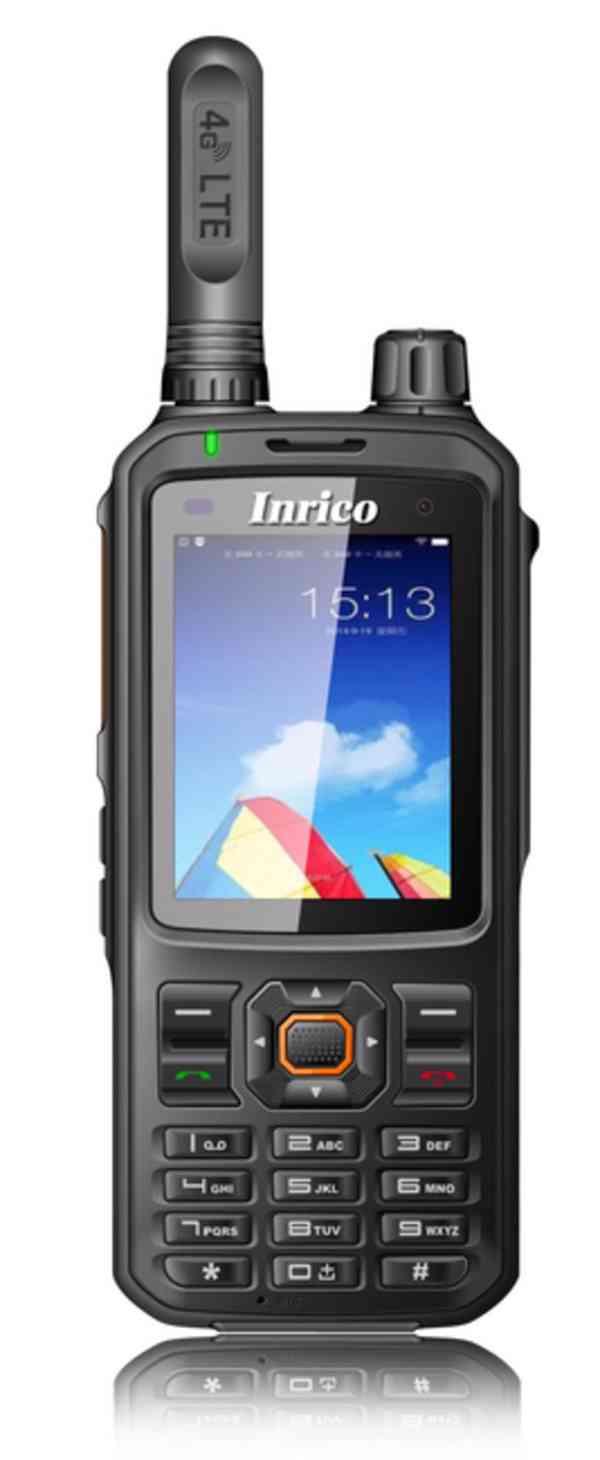 Ruční digitální radiostanice Inrico T-320 LTE 4G - foto 2