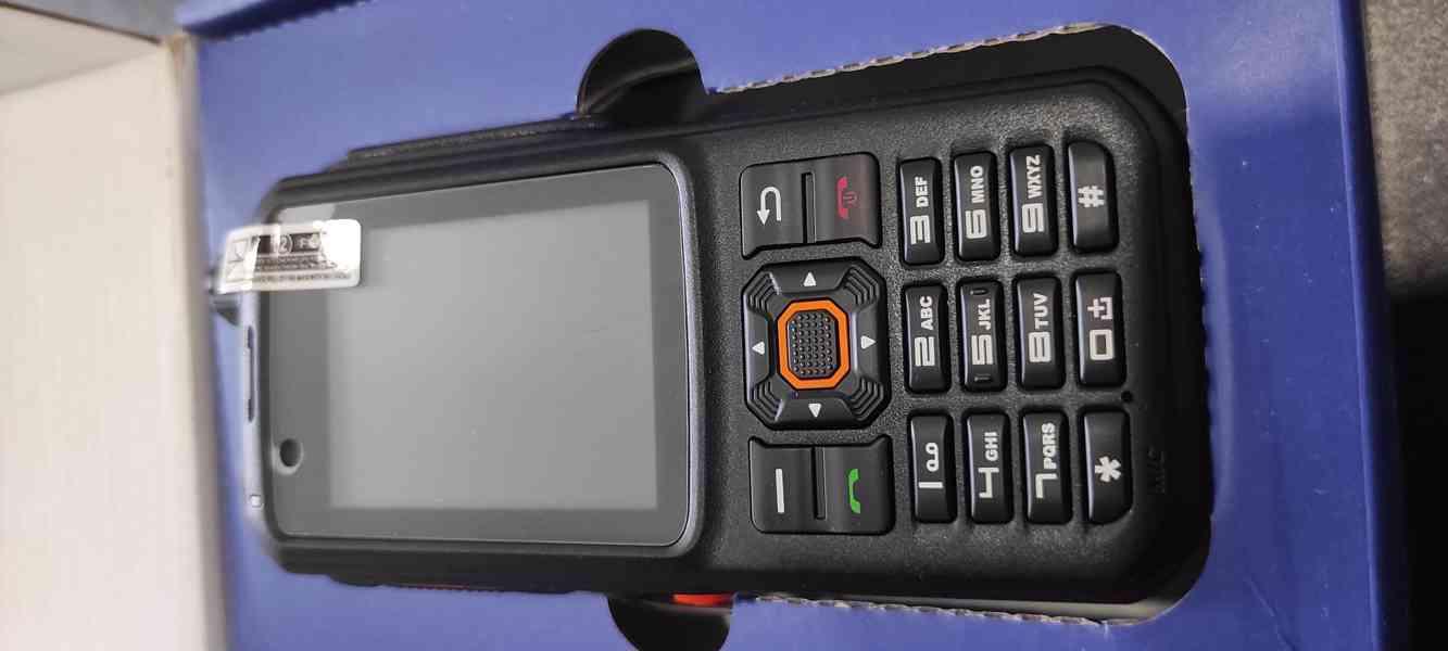 Ruční digitální radiostanice Inrico T-320 LTE 4G - foto 1