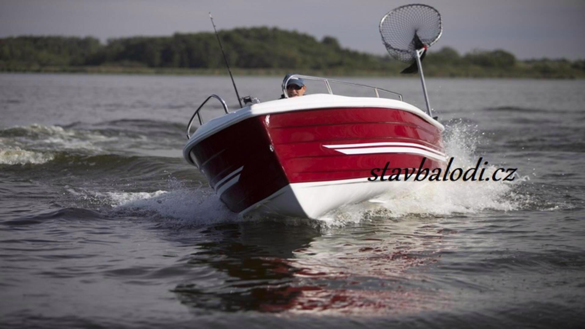 Motorový člun CL 470 Open - foto 1