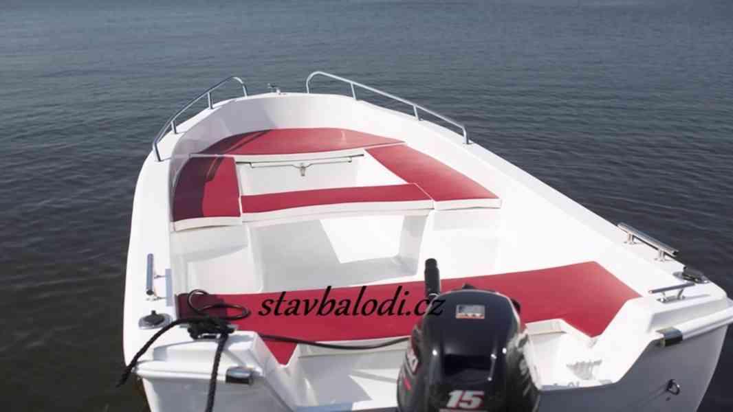 Motorový člun CL 470 Open - foto 7