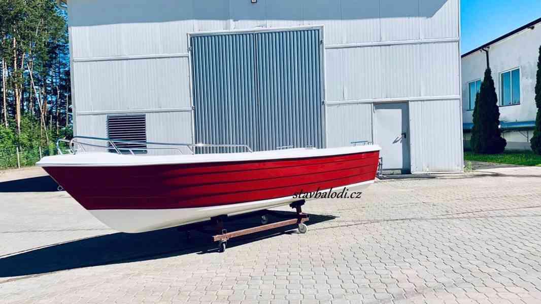 Motorový člun CL 470 Open - foto 2
