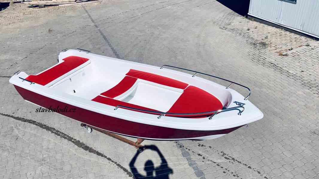 Motorový člun CL 470 Open - foto 5