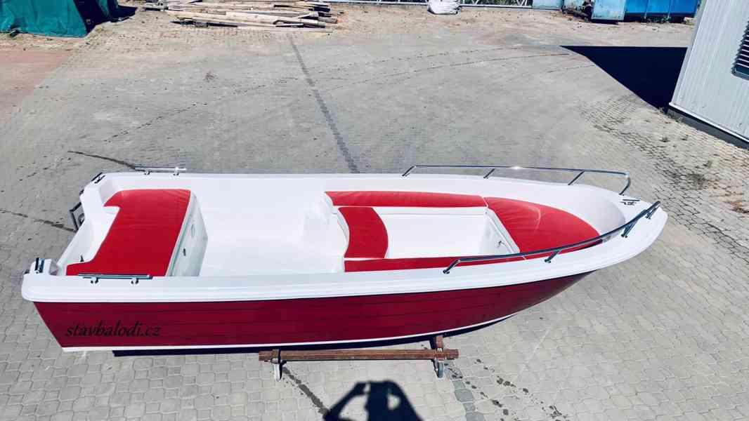 Motorový člun CL 470 Open - foto 4