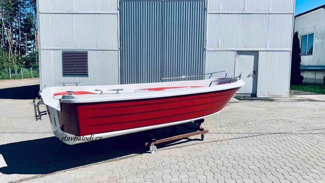 Motorový člun CL 470 Open - foto 3