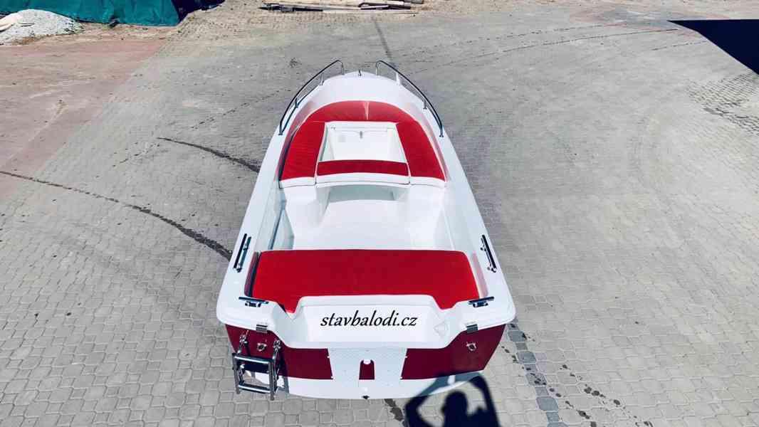Motorový člun CL 470 Open - foto 6