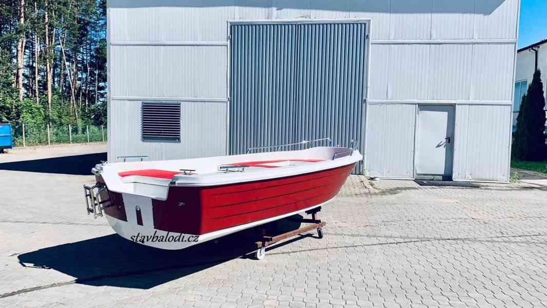Motorový člun CL 470 Open - foto 8