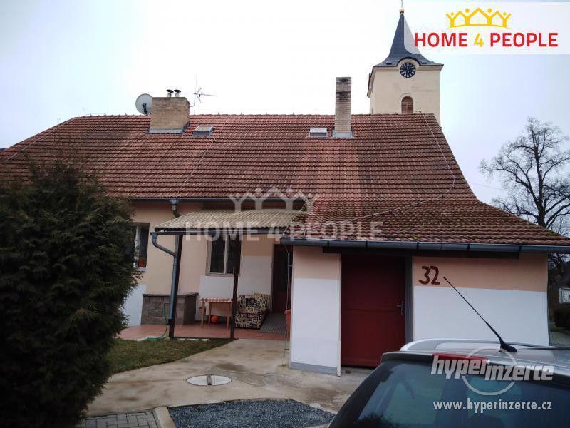 Prodej, bytový dům, Kácov, okr. Kutná Hora
