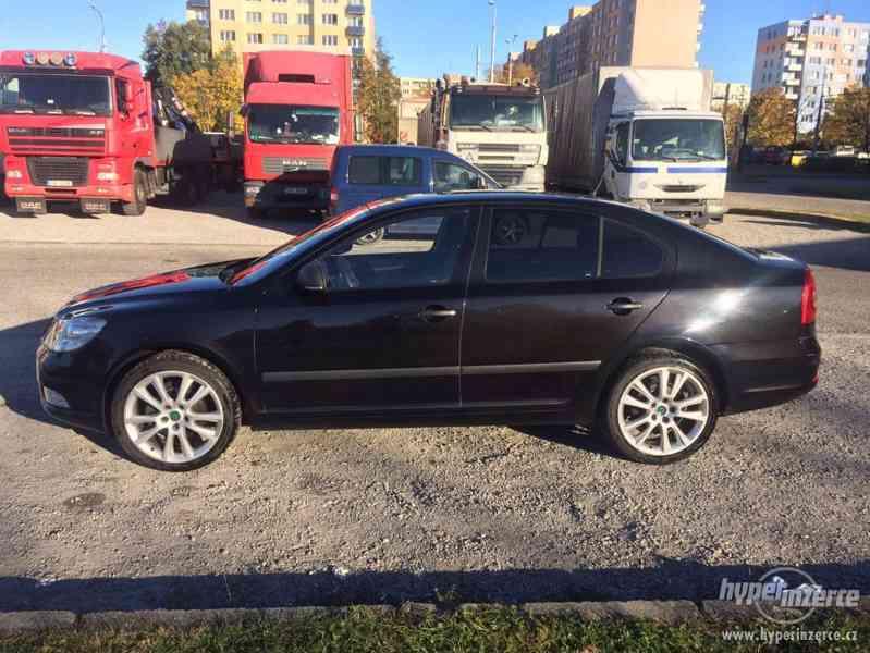"""Alu kola Škoda Octavia RS II 18"""" s letními pneu"""