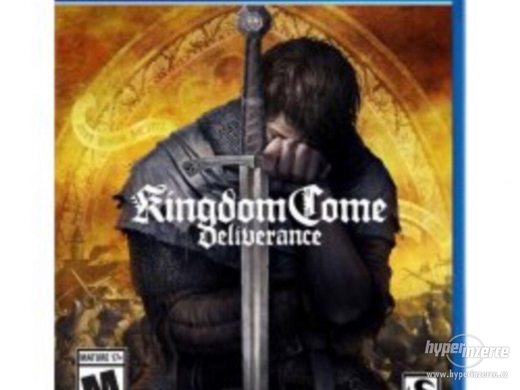 Kingdom Come: Deliverance PS4 - foto 1
