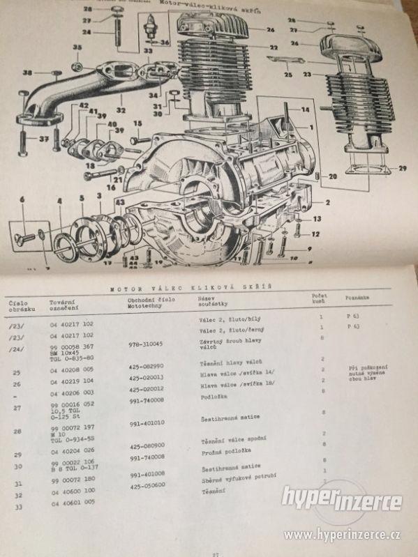 Trabant 601 – katalog ND, příručka, prospekty, ceny v textu - foto 4