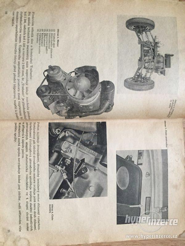 Trabant 601 – katalog ND, příručka, prospekty, ceny v textu - foto 7