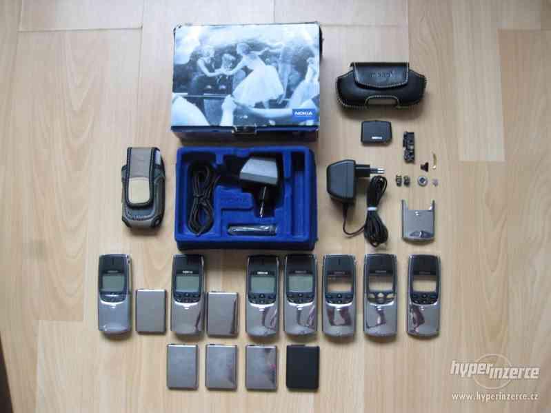 Nokia 8810 od 1.450,-Kč - RARITA z r.1998 - stála 35.000,-Kč