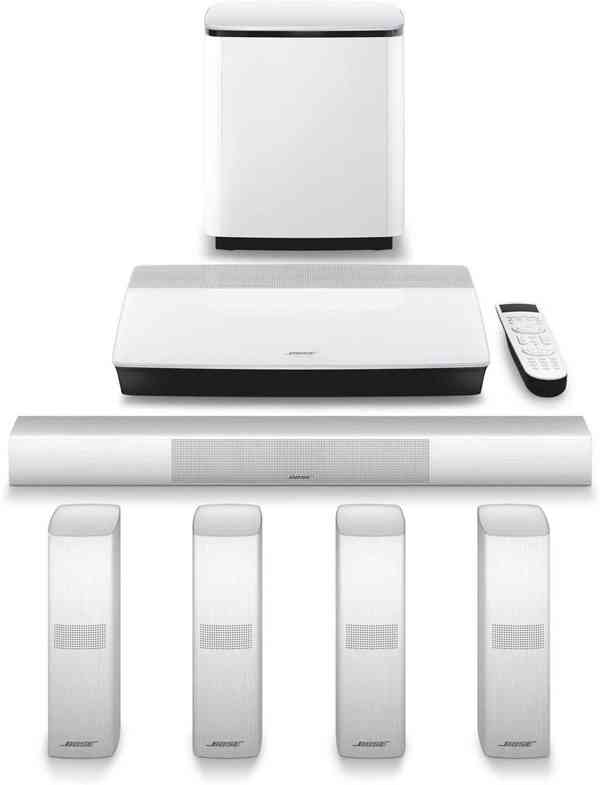 New Original Bose Lifestyle 650 home entertainment