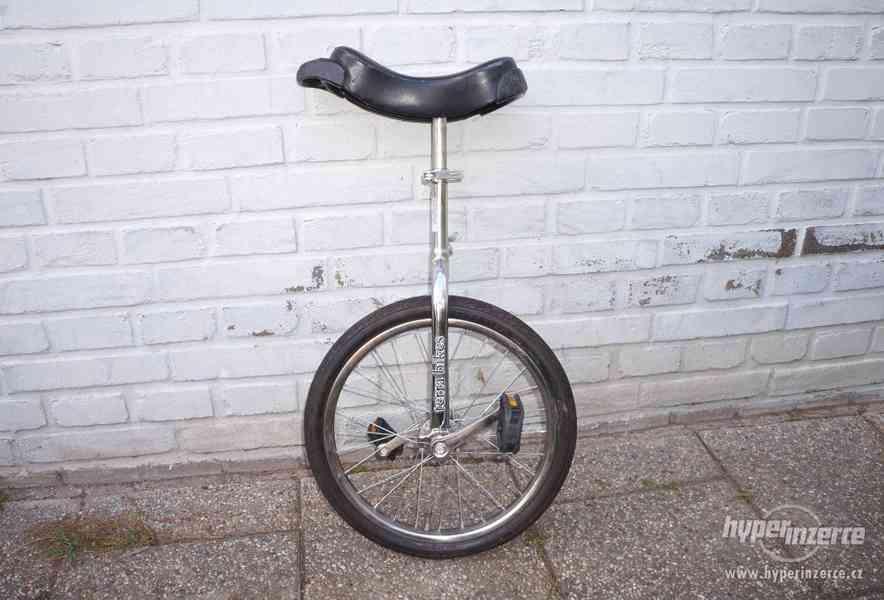 "Dětská jednokolka 18"" monocykl jednokolo Terrabikes, bezva."