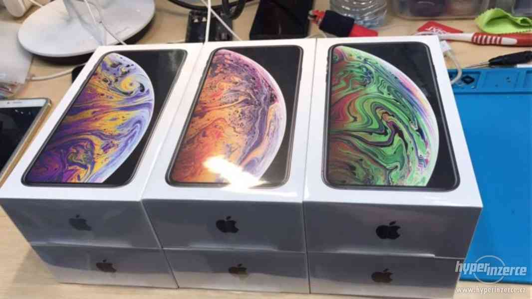 Apple iPhone XS iPhone XS Max iPhone X velkoobchodní ceny
