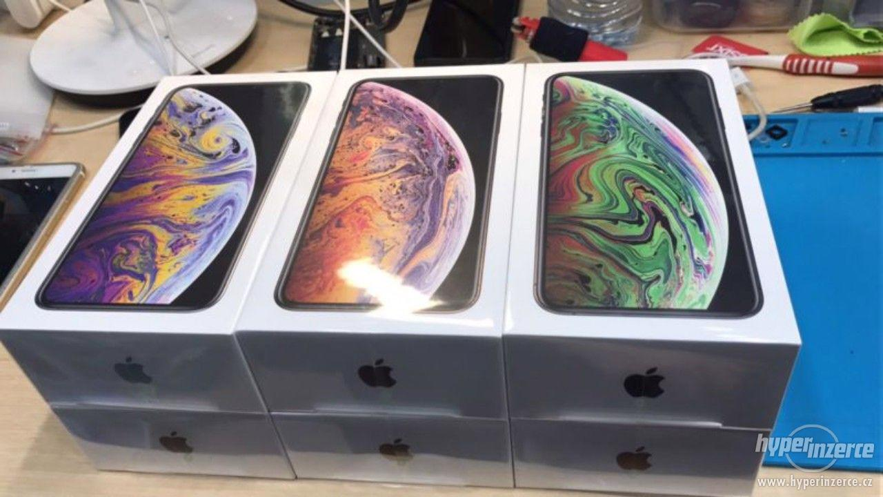 Apple iPhone XS iPhone XS Max iPhone X velkoobchodní ceny - foto 1