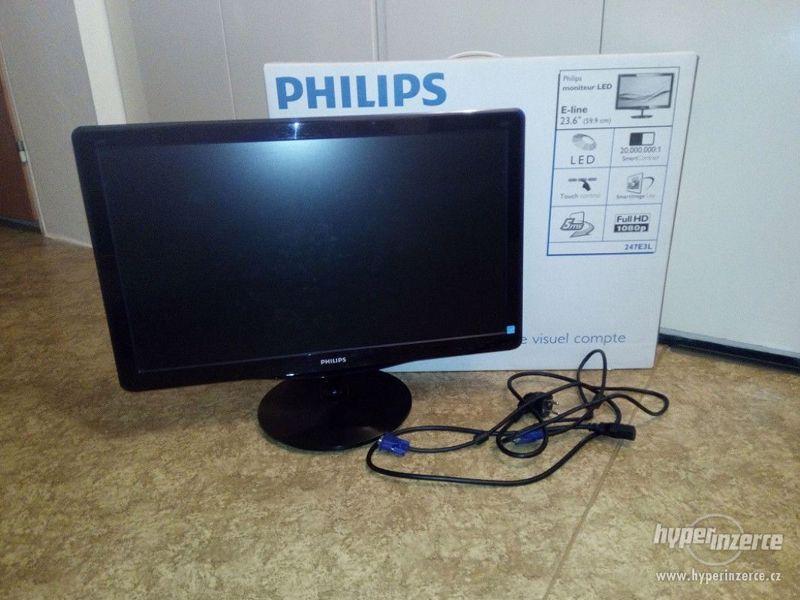 """24"""" Philips 247E3L, 5ms, 1920x1080 - foto 1"""