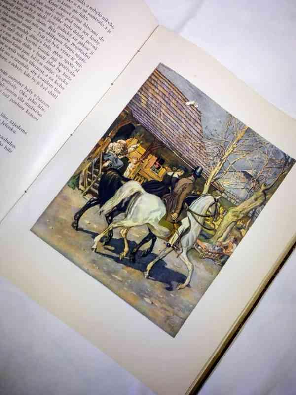 Božena Němcová, Babička (1920), Pohorská vesnice (1921) - foto 8