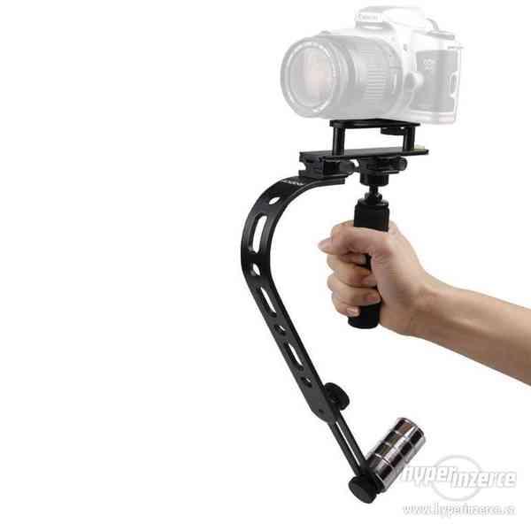 Nový základní steadycam s nosností 1,5 kg - foto 1