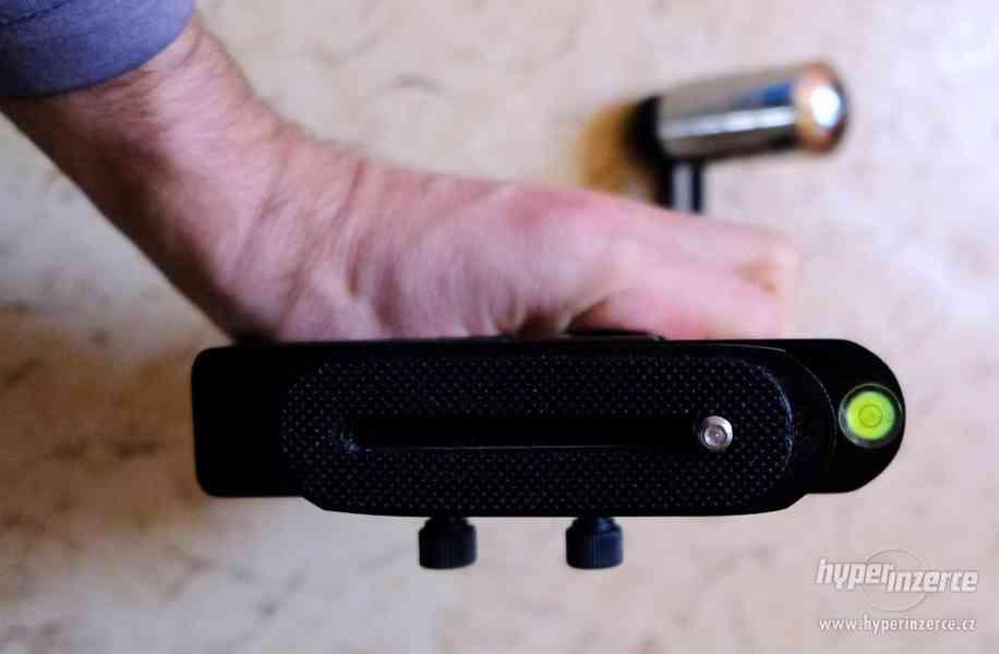 Nový základní steadycam s nosností 1,5 kg - foto 5
