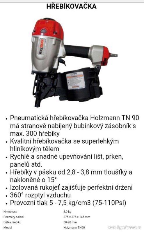 Pneumatická Hřebíkovačka - foto 6