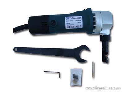 Elektrické nůžky na plech  1750W