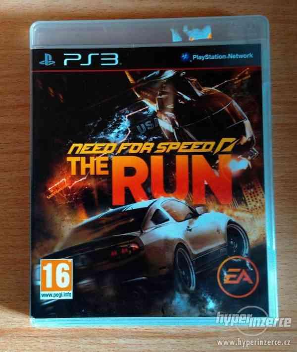 Prodám hry na PS3,GTA 5,Mortal Kombat,Need for Speed
