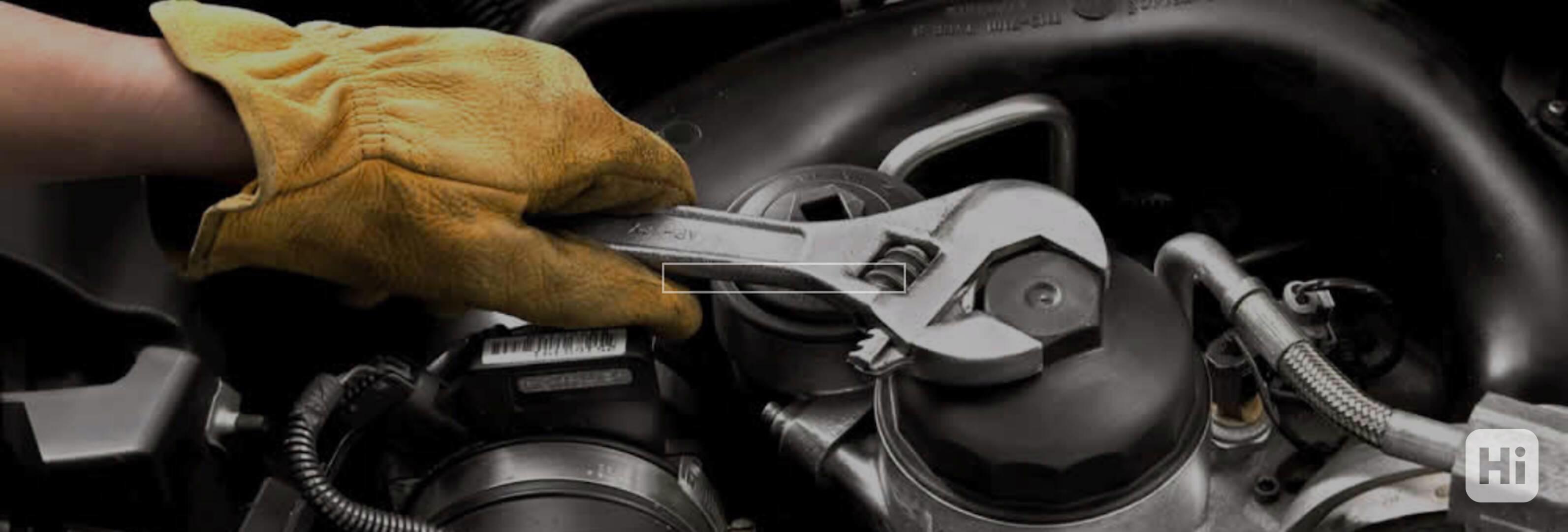 Hledáme mechanika do zaběhnutého autoservisu  - foto 1