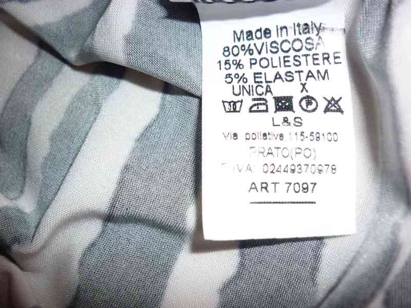 Dámská tunika Made in Italy - foto 4